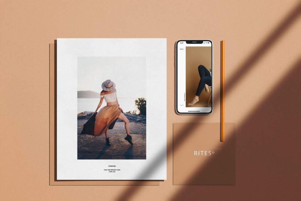 创意带阴影场景品牌VI视觉PSD样机贴图模版 Scenes Creator Mockup Kit