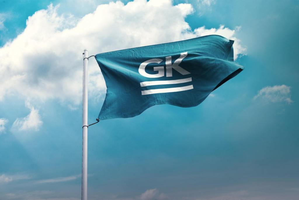 10款飘扬旗帜样机企业旗帜logo样机ps素材贴图模板10 Realistic 3D Flag Mock Ups v.2