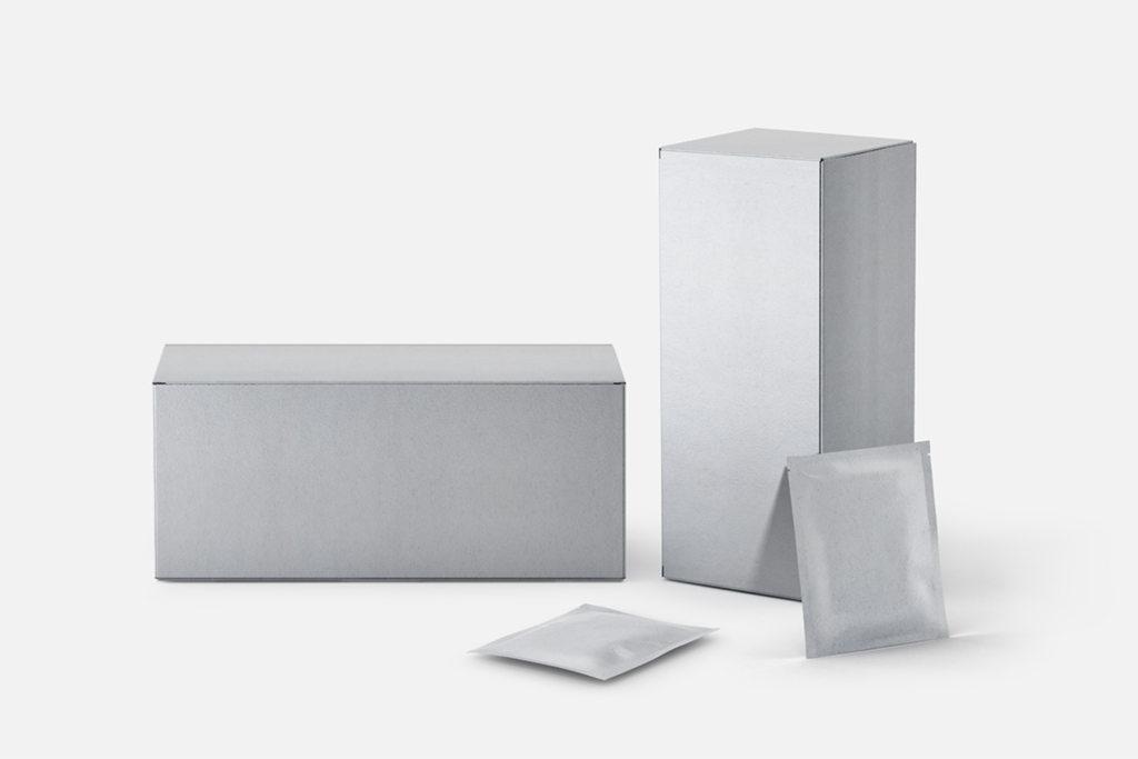 茶叶包装盒茶叶袋包装样机ps素材贴图模板Tea Box and Tea Bag Mockup Set